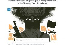 ILLUSTRER UN ARTICLE POUR LE PARISIEN
