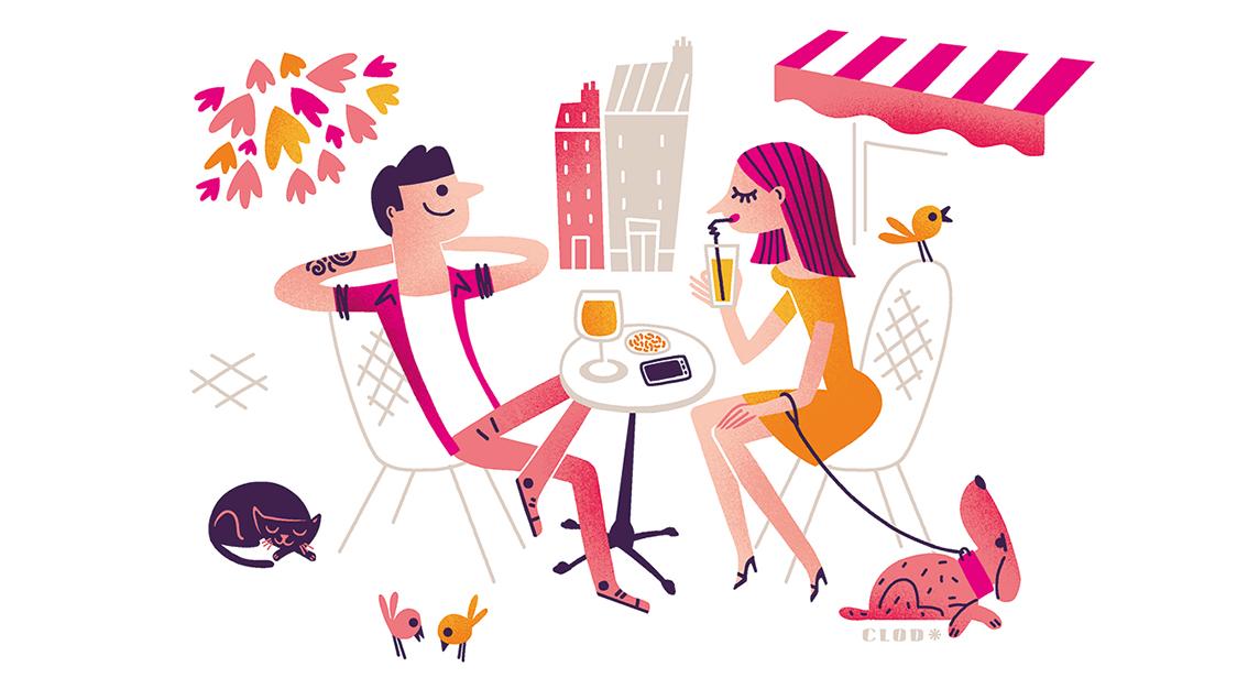 Clod illustration blog Les bons conseils de tonton illustrateur