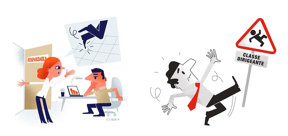 Clod illustration blog bien se planter en illustration
