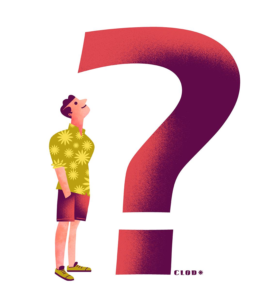Clod illustration blog trois questions graphiques sans réponse