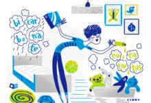 Clod illustration 60 Millions de Consommateurs Hors Série Maison Saine avril 2019