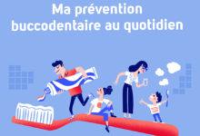 Clod illustration Mutualité Française hygiène bucco-dentaire