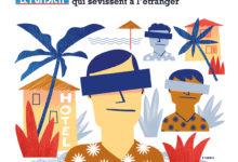 Clod illustration pour Le Parisien enquête sur les pédophiles français qui sévissent à l'étranger