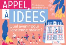 Affiche Appel à Idées pour la ville de Bagnolet