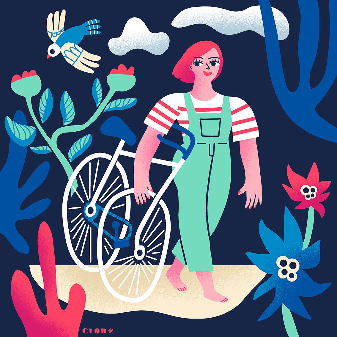 Inspiration graphique du côté de chez Fernand Léger et Henri Matisse