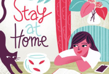 Stay at Home est une série d'illustrations réalisées lors du confinement