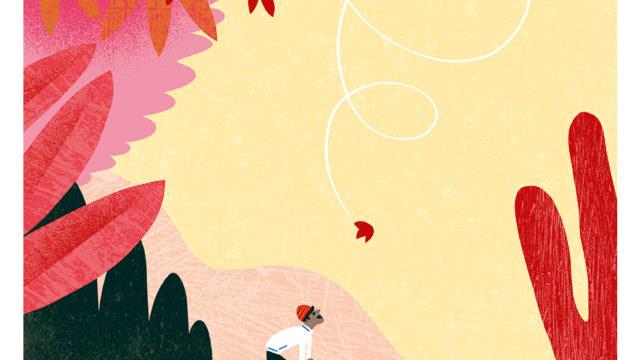 Clod illustration les Petits Vélos de Clod, Panorama novembre 2020