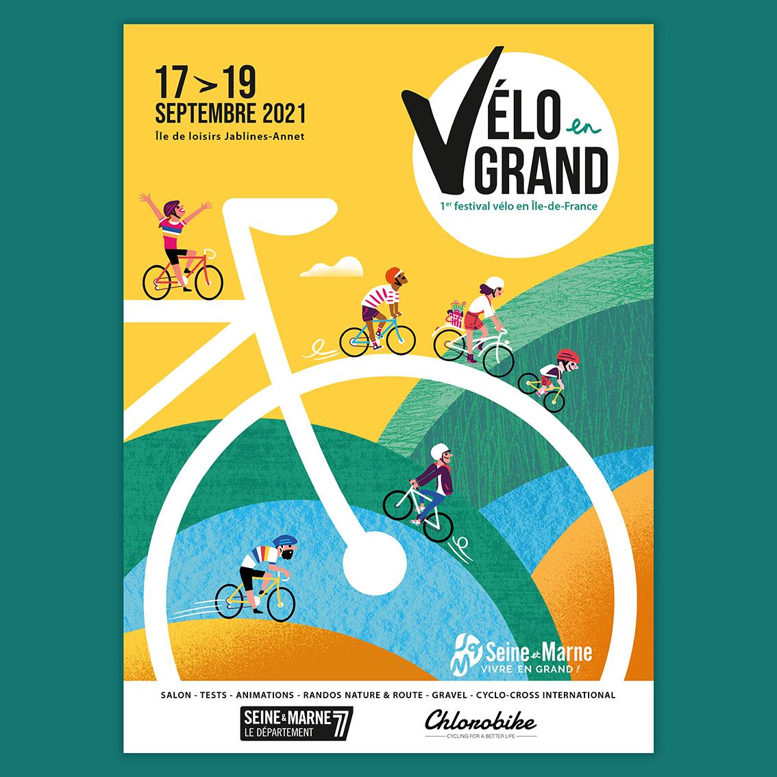 Festival Vélo en Grand